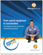 Murray Percival Product Line Card