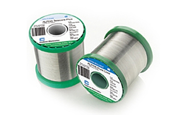 Wire solder, solder paste, flux and prefoms
