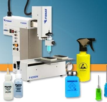 Dispensing equipment