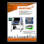 Mirtec MV-2GT AOI Product Brochure