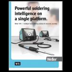 Weller WX Series Soldering Stations brochure