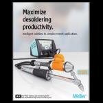 Weller WXD2 Soldering and DesolderingStation brochure