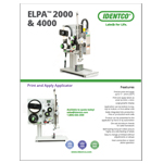 ELPA 2000 and 4000