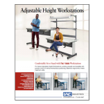 IAC Adjustable Height Workstations catalog