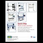 IAC Workstation Quick Ship catalog