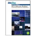 Shin-Etsu RTV Silicone Rubber for electronics brochure