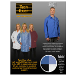 Tech Wear static control garments catalog