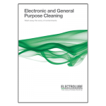 Electrolube Electronic Cleaning catalog