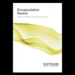 Electrolube Encapsulation Resins catalog