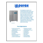 Purex5000i Fume Extracting System brochure