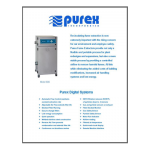 Purex800i Fume Extracting System brochure
