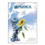 Purex fume extraction systems catalog