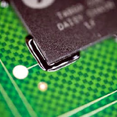 Void reduction in reflow soldering